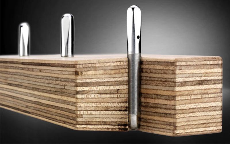Kayserburg Cut-Thread Tuning Pins