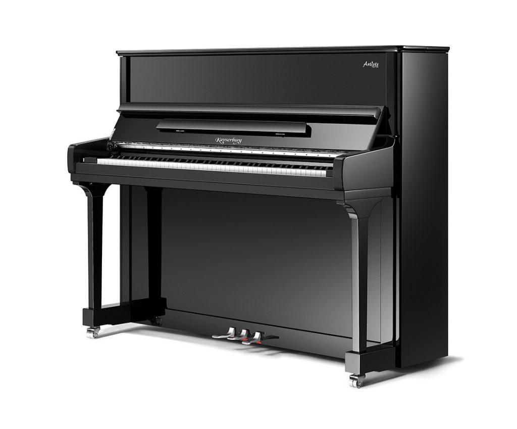 Kayserburg Artists Series KA1X Upright Piano
