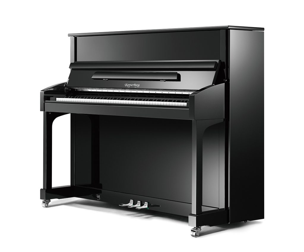 Kayserburg Artists Series KA3X Upright Piano