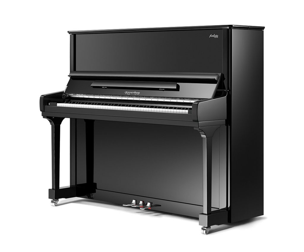 Kayserburg Artists Series KA5X Upright Piano