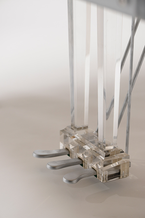 GH160YJ Crystal Grand Pedals