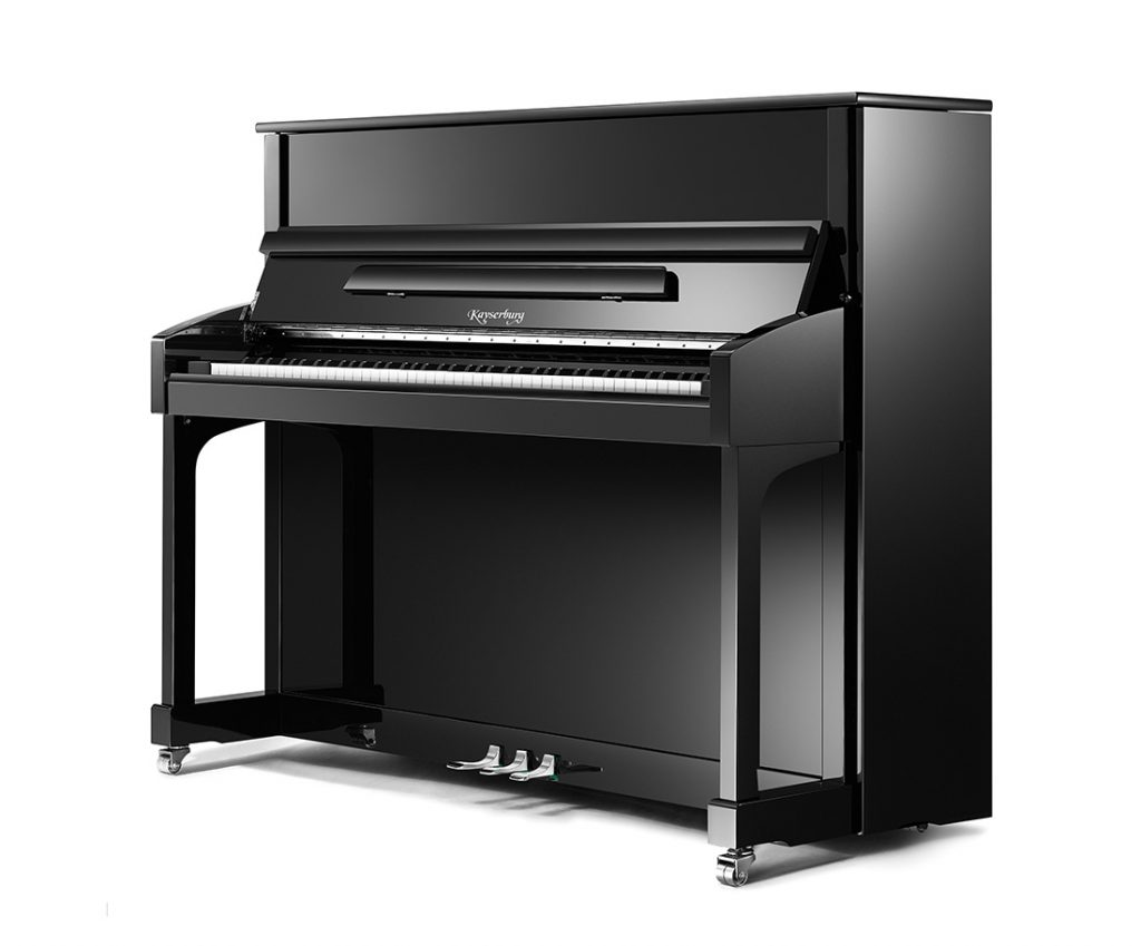 Kayserburg Heritage Series KHA3 Upright Piano