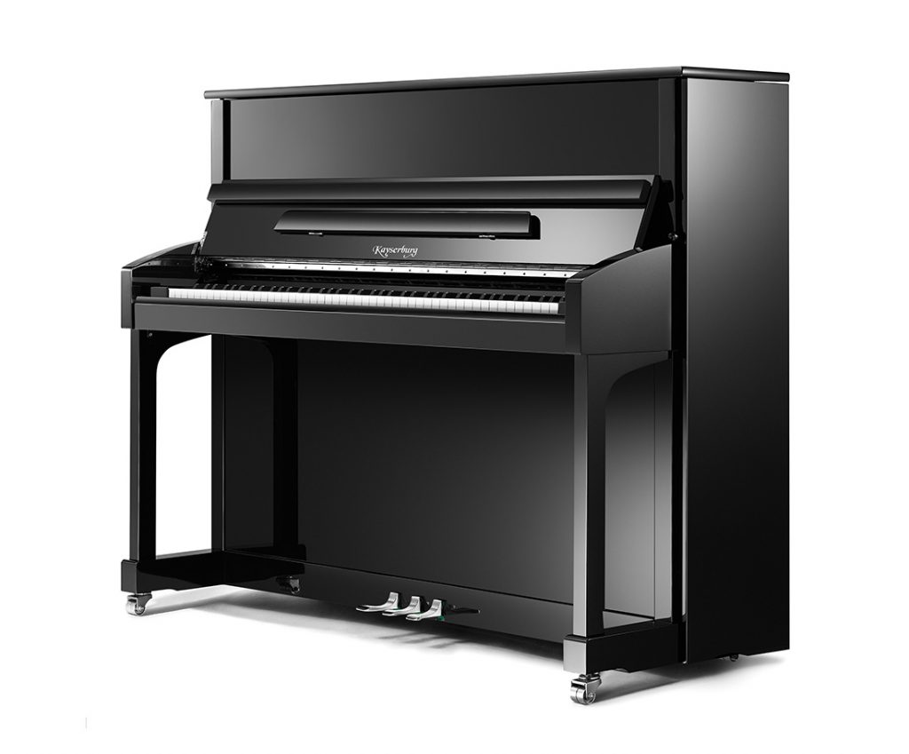 Kayserburg Heritage Series KHA5 Upright Piano