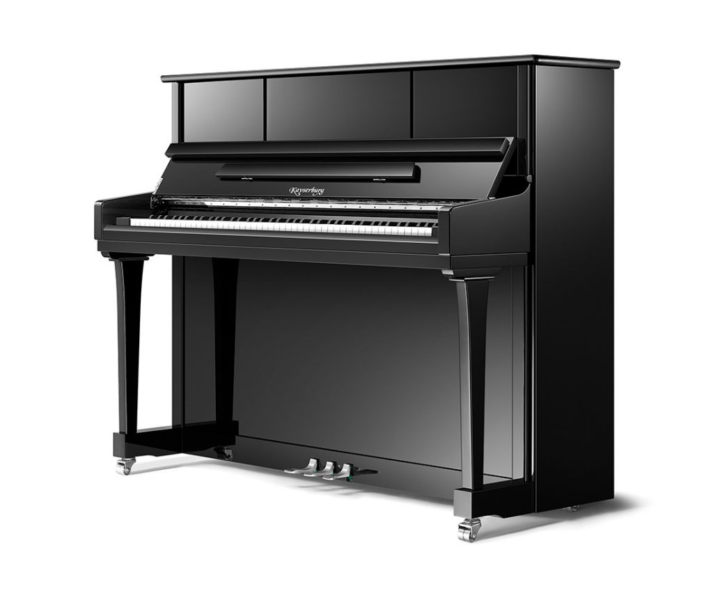 Kayserburg Heritage Series KHB1 Upright Piano