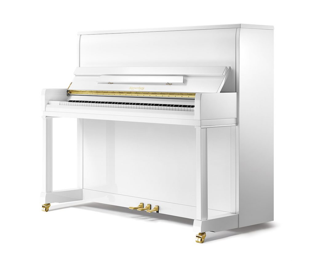 Kayserburg Heritage Series KHC3 Upright Piano