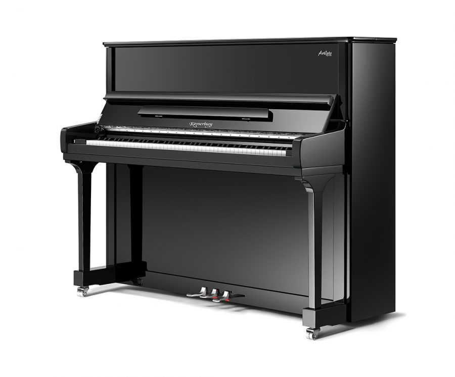 Kayserburg Artists Series KA2X Upright Piano