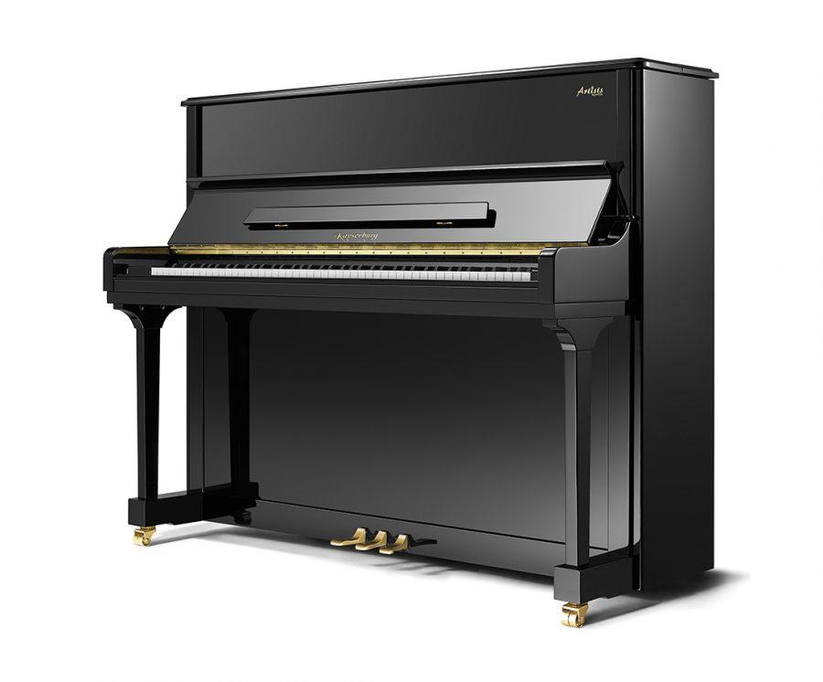 Kayserburg Master Series KAM2 Upright Piano